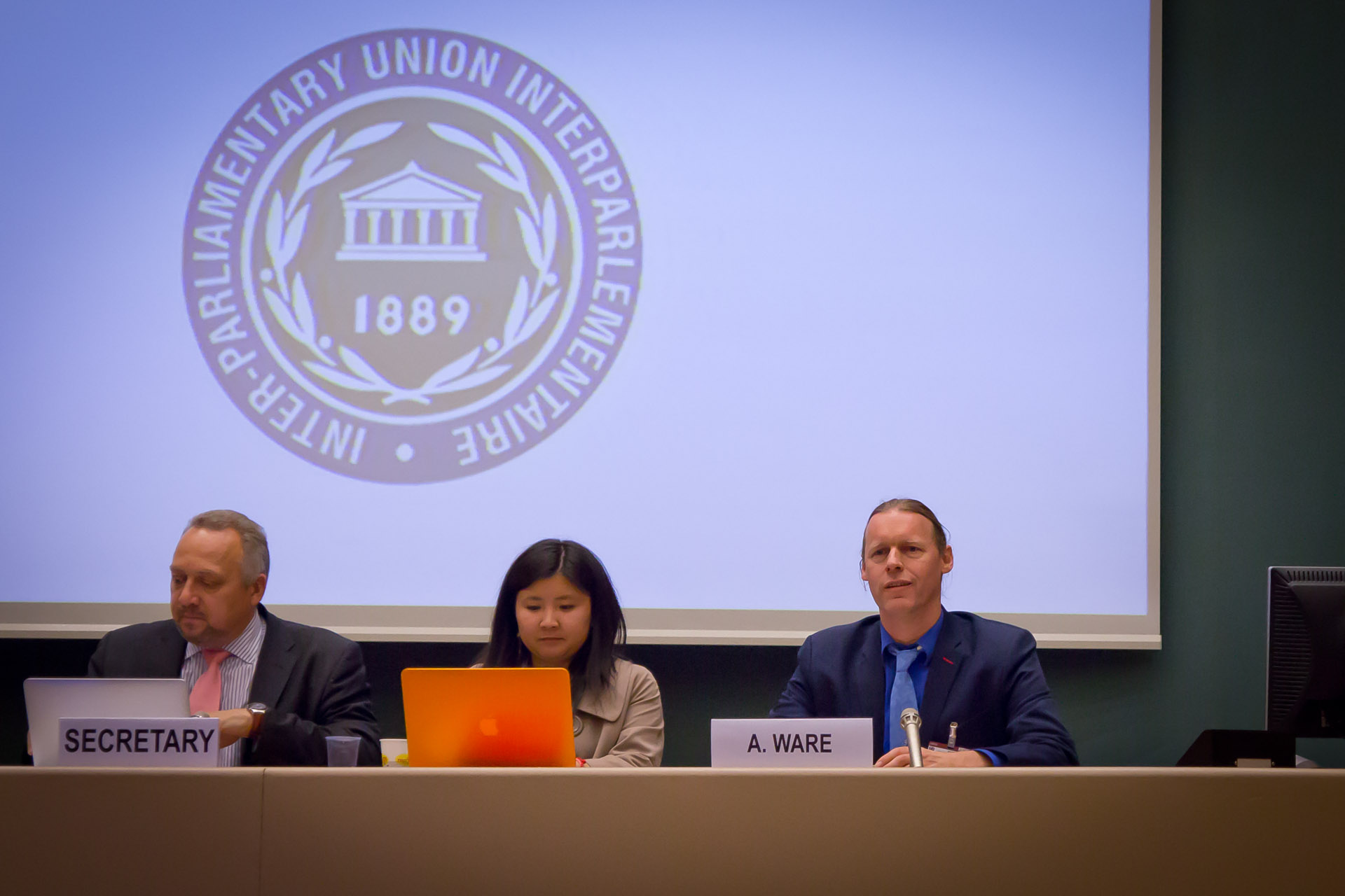 IPU Panel on the Role of Parliamentrarians, OEWG 2013