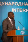 Lassina Zerbo, Director of the International Data Centre Division of the CTBTO