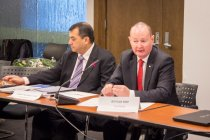 Bill Kidd MSP and Saber Chowdhury MP