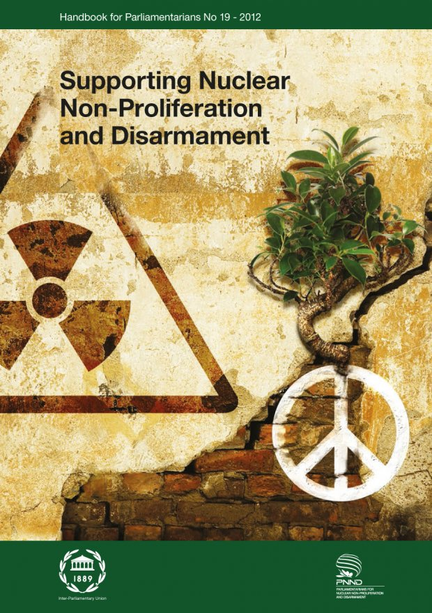 IPU/PNND Handbook to support nuclear non-proliferation and disarmament