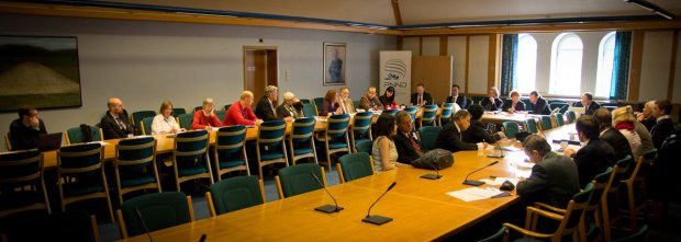 Roundtable on humanitarian consequences of nuclear weapons, Norwegian Parliament, 2013